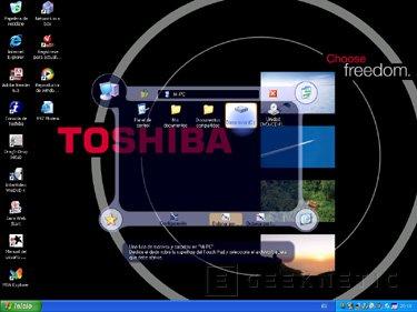 Toshiba Satellite Pro A40, Imagen 5