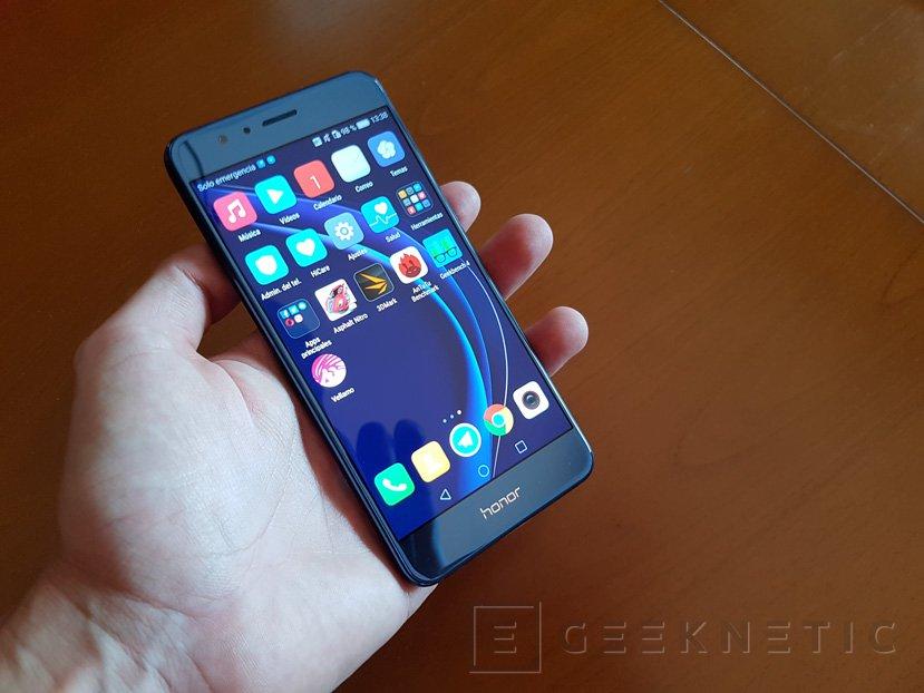 El Honor 8 recibirá Android 7 en febrero, Imagen 1