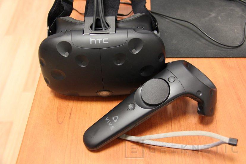 Las gafas de realidad virtual HTC Vive ya no necesitan cables, Imagen 2