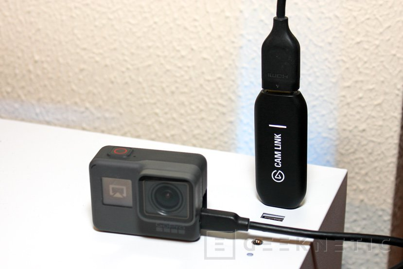 Review Capturadora Corsair elgato Cam Link 4K