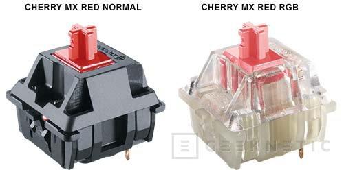 Cherry MX RED RGB