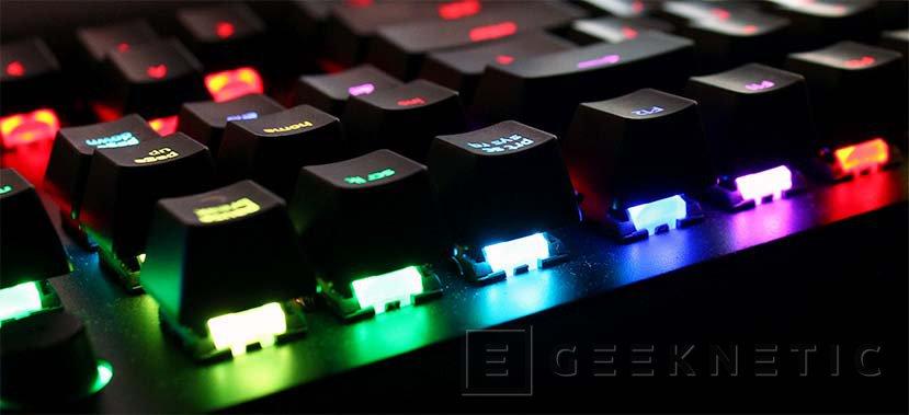 Teclado Gaming Mecánico RGB