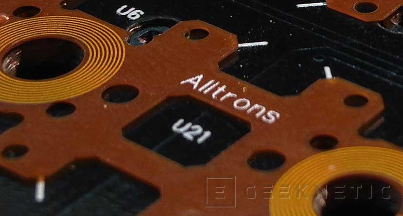 Sensor magnético Alltrons