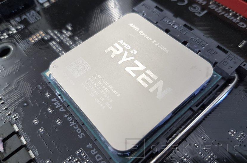 AMD Ryzen 2ª Generación