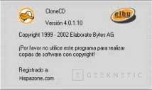 Software para Grabar CD's, Imagen 5