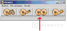 Software para Grabar CD's, Imagen 8